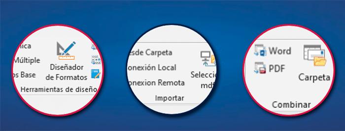 ADITEC Generador Exprés Herramientas